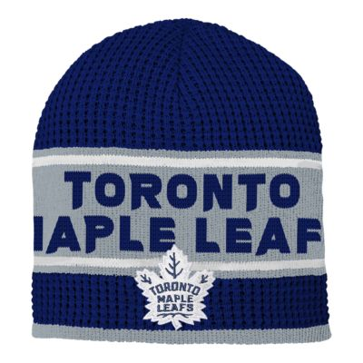515ba7b6e8d FGL 332642138 40 a-Youth-Toronto-Maple-Leafs-Enforcer-Knit-Beanie -HK5BOHAKPMAP