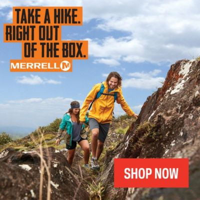 Merrell Take a Hike Moab 2 Hiking & Outdoor Shoe Collection for Sale Online