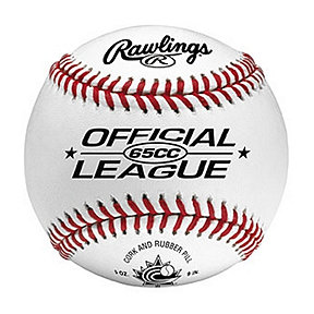 Rawlings Offical League 65 cc Baseball