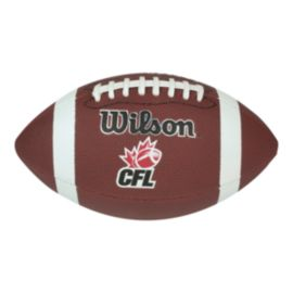 Saskatchewan Roughriders CFL Game Replica Football