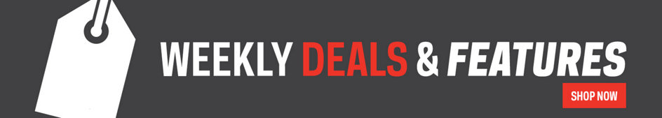 Weekly Deals & Features. Shop Now.