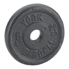 York 5 lb. Cast Iron Plate