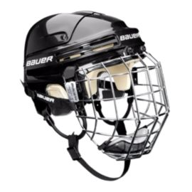 Bauer 4500 Hockey Helmet Combo - Size M-L