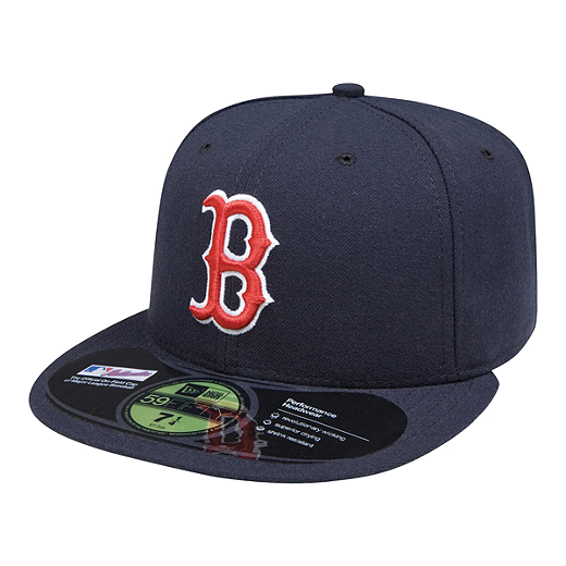 ad28d6a97 New Era Boston Red Sox Home Game Cap - YELLOW PAT