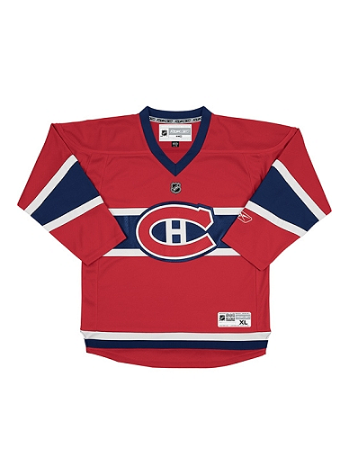 new product b883e ca63e Reebok Montreal Canadiens Kids' Replica Home Hockey Jersey ...