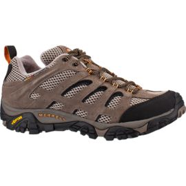 Merrell Men's Moab Vent 2E Wide Hiking Shoes - Walnut