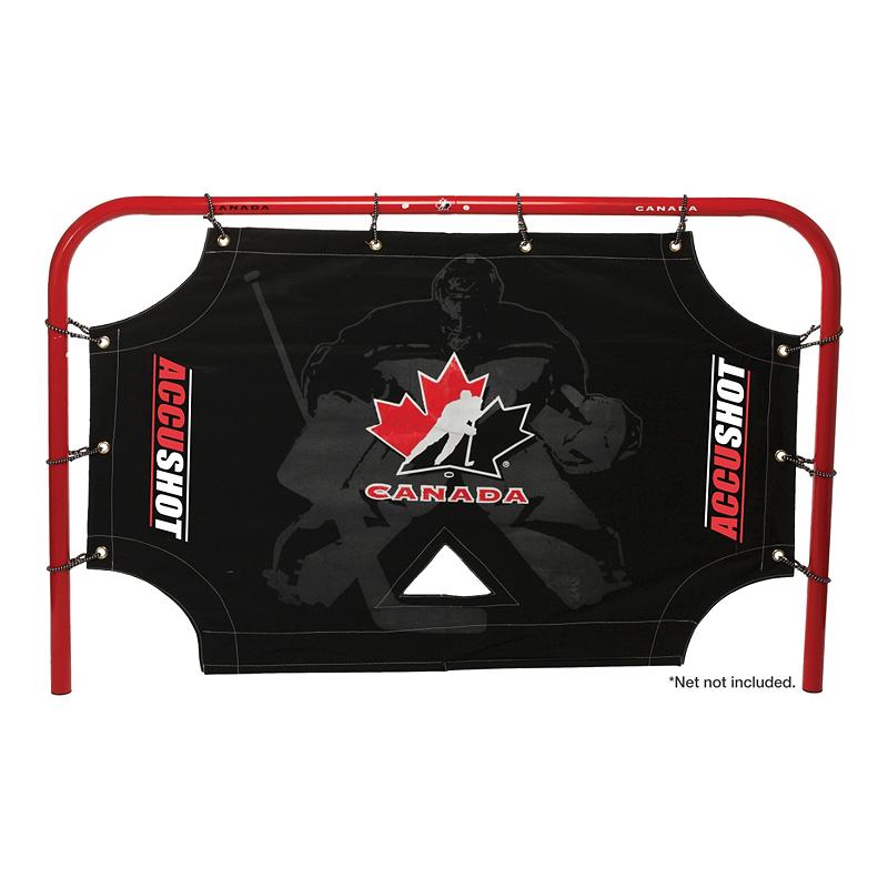 Hockey Canada Accushot 72 in. Shooter-Tutor  d4a8bbadf