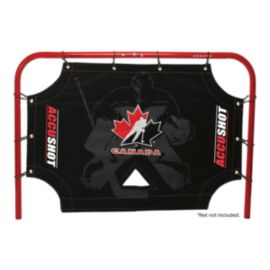 Hockey Canada Accushot 54 in. Shooter-Tutor