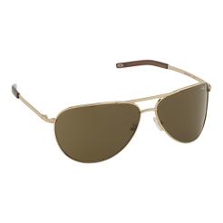 897c3dec50 Smith Serpico Sunglasses- Gold with Brown Lenses