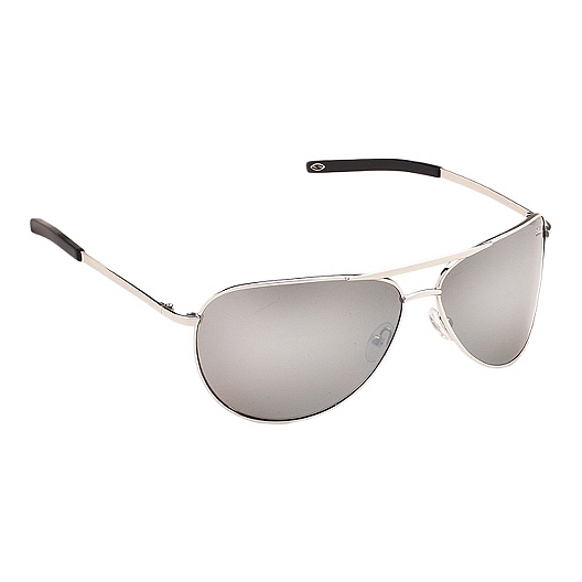 b2b68361980b9 Smith Serpico Sunglasses- Silver with Platinum Lenses