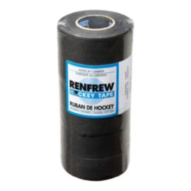 Renfrew 6 Pack Black Hockey Tape - 30 mm