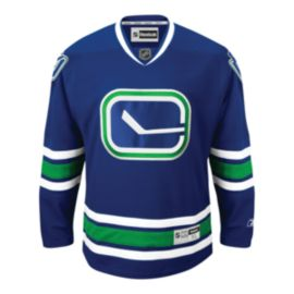 Vancouver Canucks Premier Third Hockey Jersey