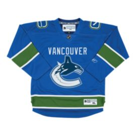 Vancouver Canucks Baby Replica Home Hockey Jersey