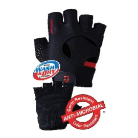Harbinger Flex Fit Wash and Dry Men's Fitness Gloves