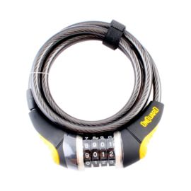 On Guard Doberman 12 mm Cable Lock - Combination