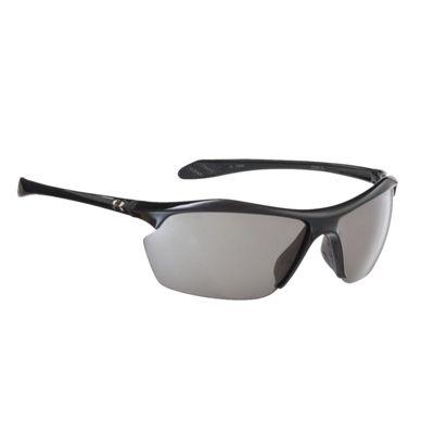 Under Armour Zone XL Shiny Black Sunglasses