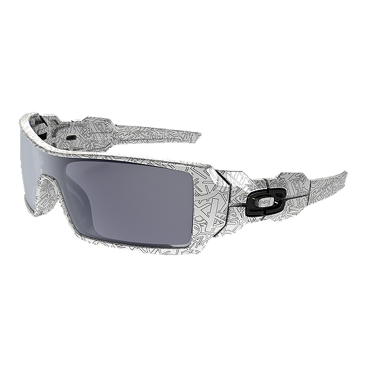 baa718b2056 Oakley Oil Rig Sunglasses- White