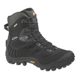 Merrell Men's Chameleon Thermo 8 WP Winter Boots - Black