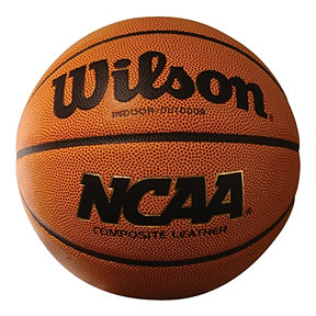 Wilson NCAA Composite Basketball - Size 7