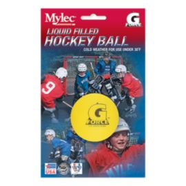 Mylec Liquid Filled G-Force Cold Weather Street Hockey Ball