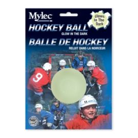 Sidelines Mylec Glow In the Dark Street Hockey Ball