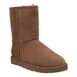 UGG Women's Classic Short Casual Boots - Chestnut