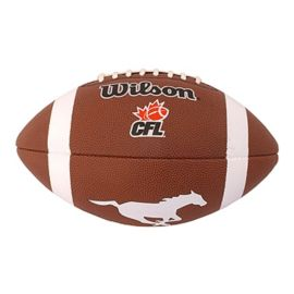 Wilson CFL® Replica Calgary Stampeders Football Junior