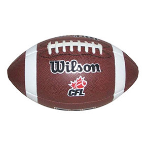 Wilson CFL Replica Winnipeg Football Junior