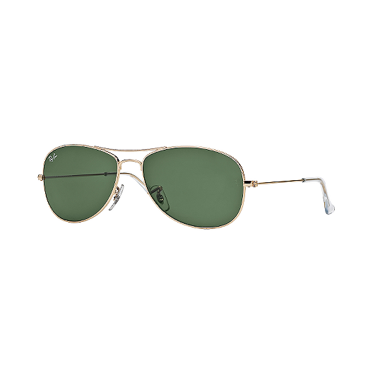 0ba7c0bbe96 Ray-Ban RB3362 Cockpit Sunglasses - Green Classic G-15