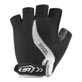 Garneau Biogel RX Black Gloves