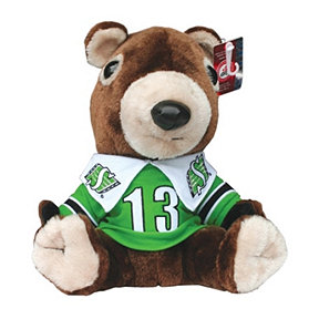 Saskatchewan Roughriders Mascot Headcover