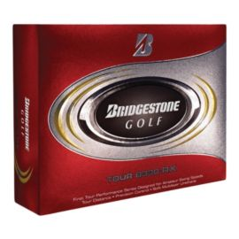 Bridgestone B330 RX Distance Golf Balls - 12 Pack