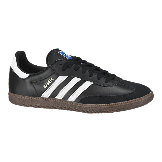 6e1334dbe adidas Men's Samba Shoes - Black/White | Sport Chek