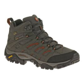 Merrell Moab Mid GTX Men's Hiking Shoes - Grey