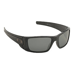 Oakley Fuel Cell Black/History Text Sunglasses