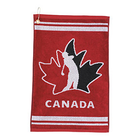 G&G Canada Golf Team Towel