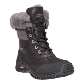 UGG Adirondack II Women's Winter Boots - Black