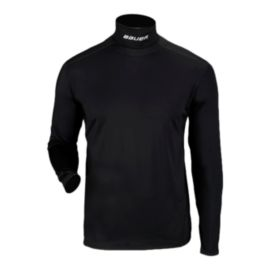 Bauer Core Integrated Neck Protector Senior Long Sleeve Top