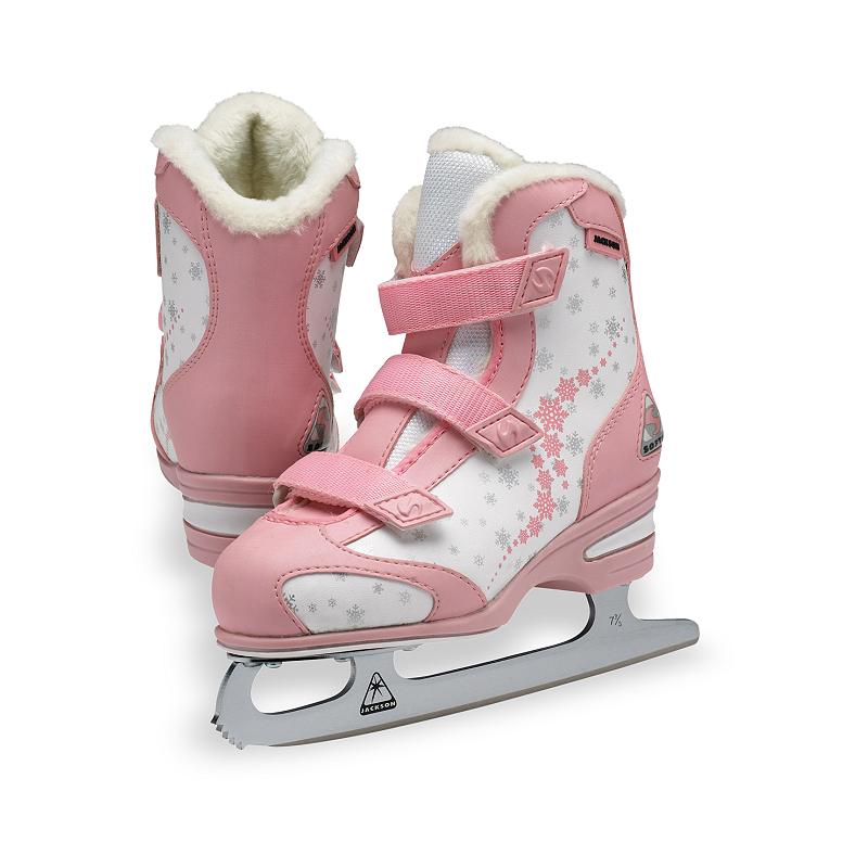Softec Tri Grip Girls Ice Skates Sport Chek