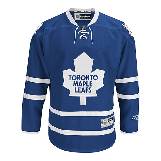 check out b12a4 da949 Reebok Toronto Maple Leafs Premier Home Hockey Jersey ...