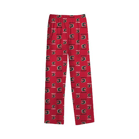 f96be3f22bc4 Calgary Flames Printed Kids  Pajama Pants