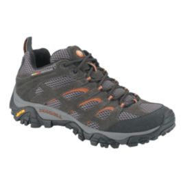 Merrell Moab Vent Men's Hiking Shoes - Dark Tan