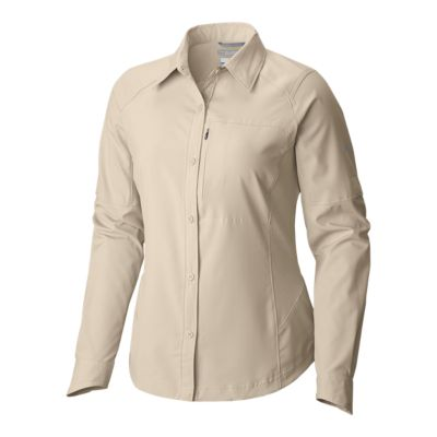 277b762cae8 Columbia Women's Silver Ridge Long Sleeve Shirt | Sport Chek