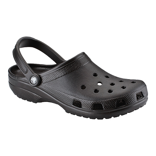 b5cdb6b3aa70 Crocs Men s Classic Sandals - Black