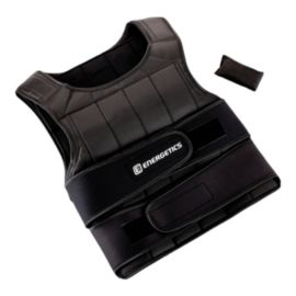 Energetics Weighted Vest - 20 lb.