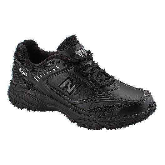 d192210dbfa0 New Balance Women s 660 D Wide Width Walking Shoes - Black