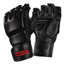 Century® Leather Wrist Wrap Bag Gloves