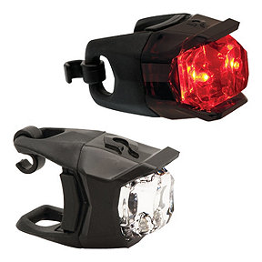 Blackburn Voyager/Mars Head and Tail Reflective Light Combo Set