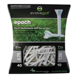 G&G Golf Evolve Epoch 2.75 in. 50 Pack Tees