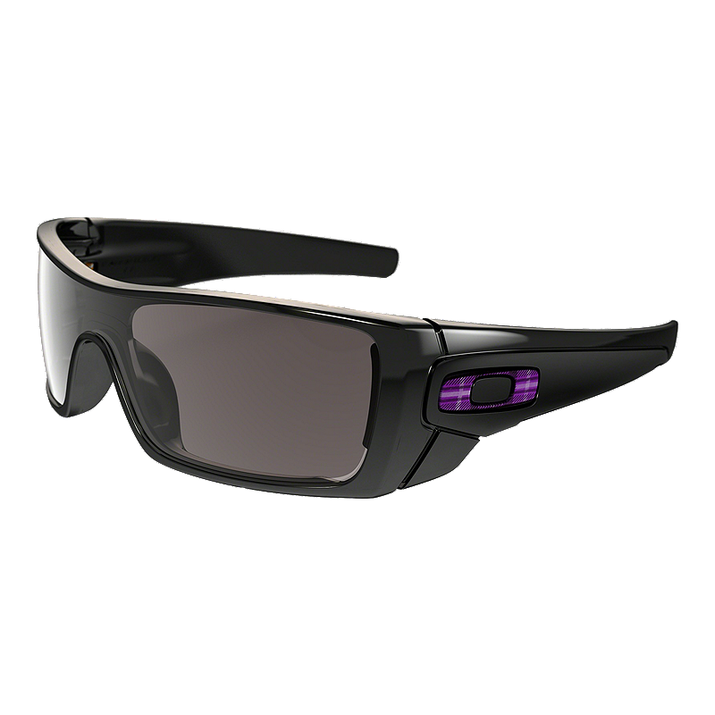 d08ffc8b768 Oakley Batwolf Sunglasses- Polished Black with Warm Gray Lenses ...